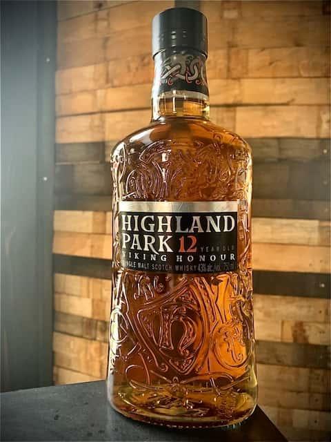 Highland Park 12 year Viking Honour