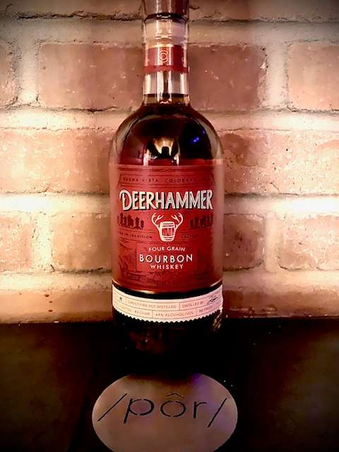 Deerhammer Straight Bourbon