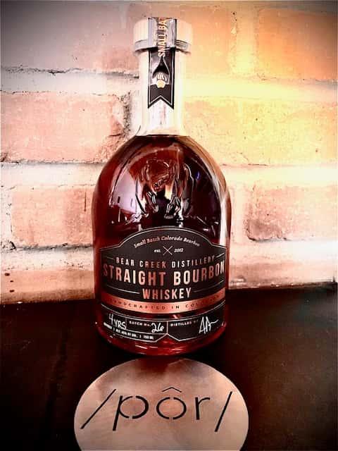 Bear Creek Bourbon
