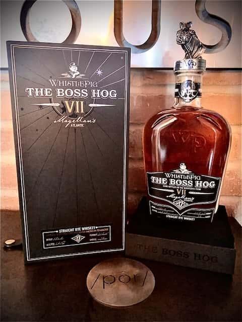 Whistle Pig - The Boss Hog: Magellan's Atlantic