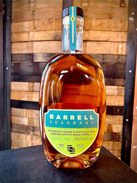 Barrell Seagrass