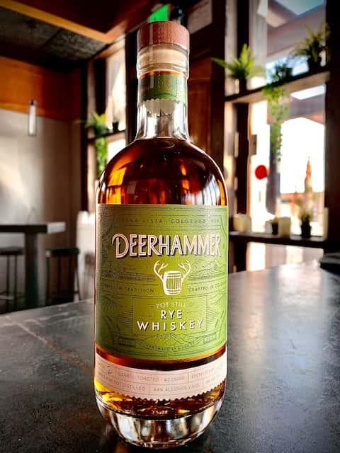 Deerhammer Rye Whiskey