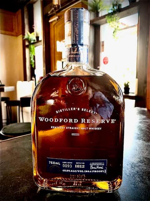 Woodford Reserve Straight Malt Whiskey