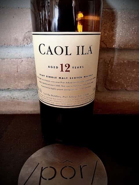Caol Ila 12yr