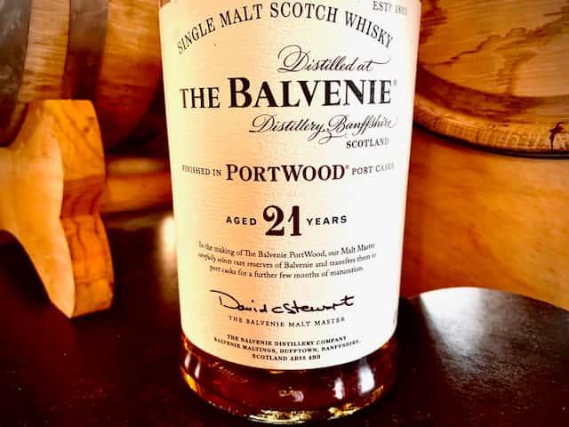 The Balvenie 21yr Portwood