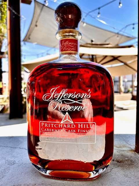 Jefferson's Pritchard Hill