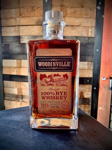 Woodinville 100% Rye