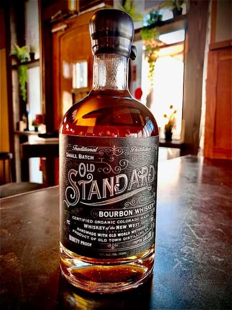 Old Standard Organic Bourbon
