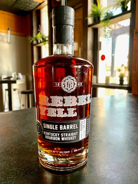 Rebel Yell Single Barrel 10yr