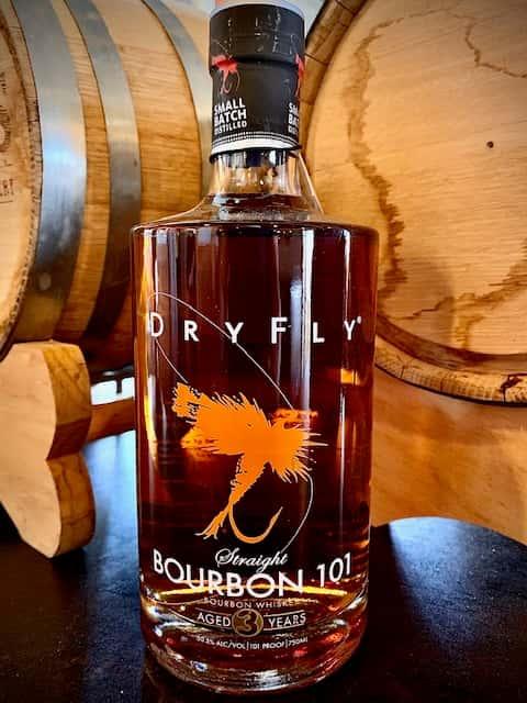 Dry Fly Straight Bourbon