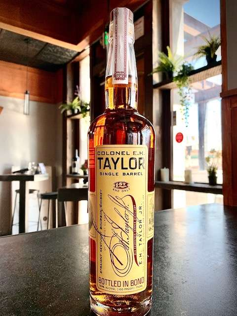 EH Taylor Single Barrel