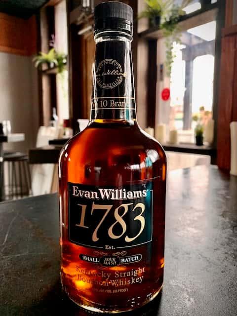 Evan Williams 1783