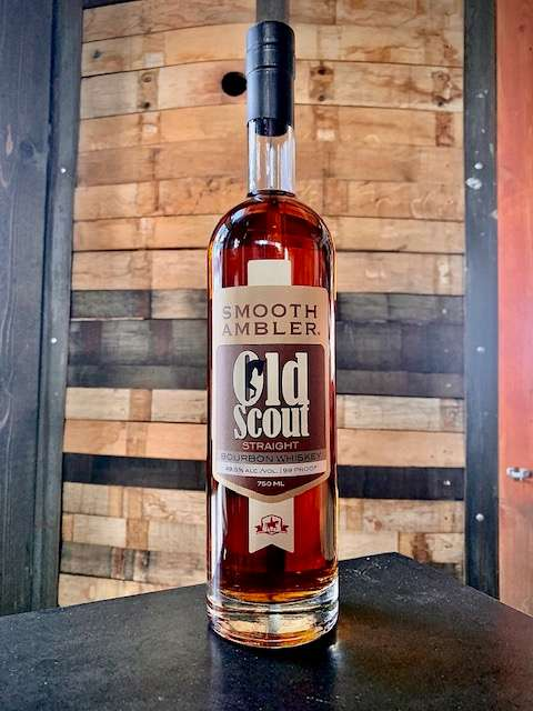 Old Scout Straight Bourbon