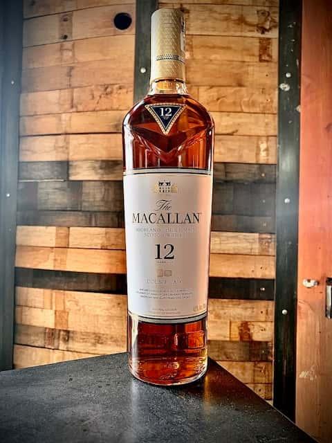 The Macallan 12 Double Oak