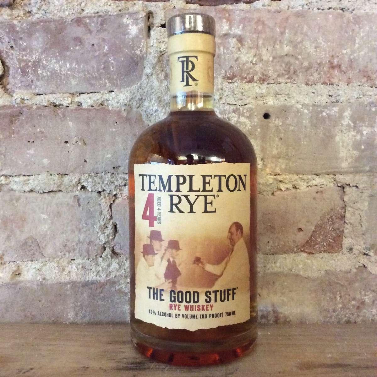 Templeton 4 year