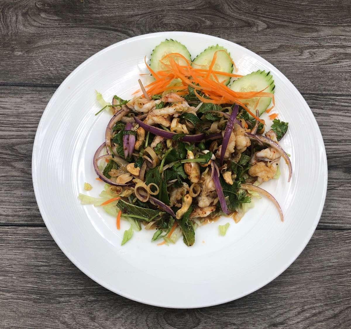 Lemongrass Salad