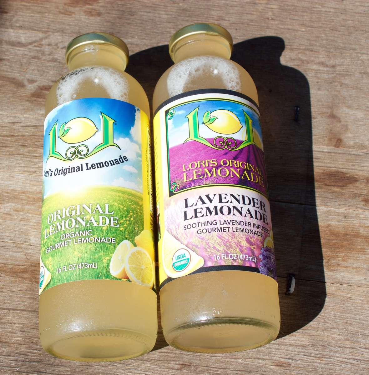 Lori's Organic Lemonade