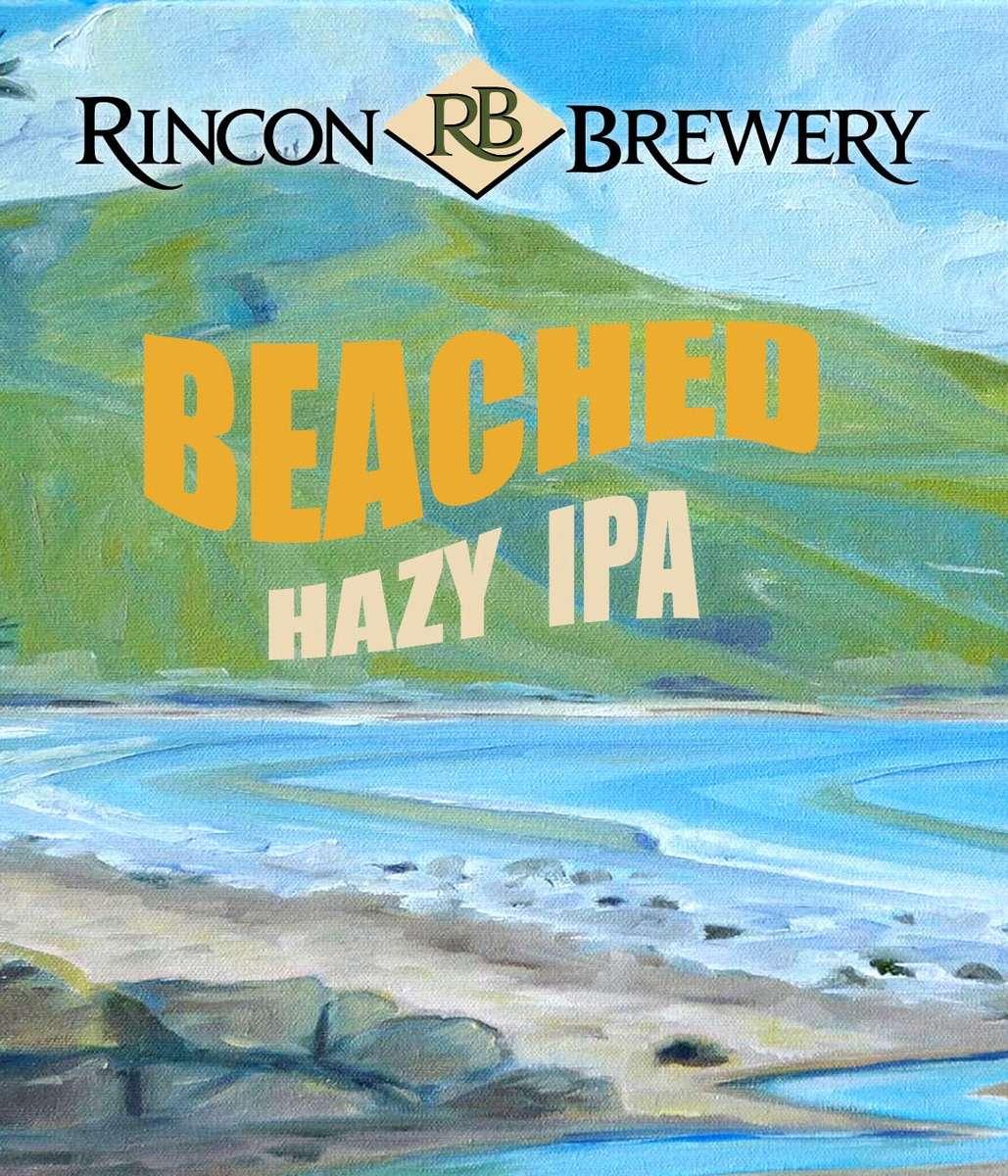 Beached Hazy IPA