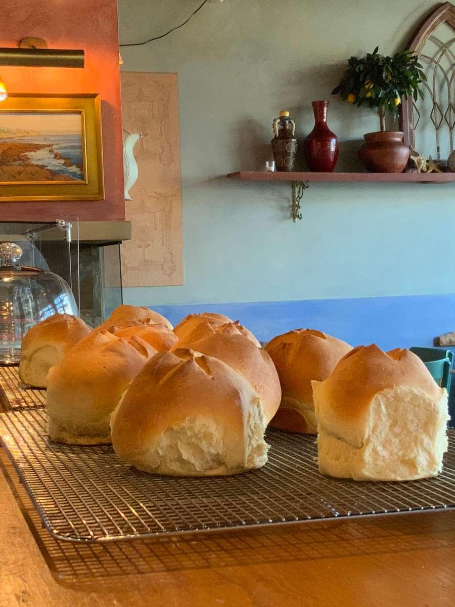Bread Basket & Herbed Olive Oil