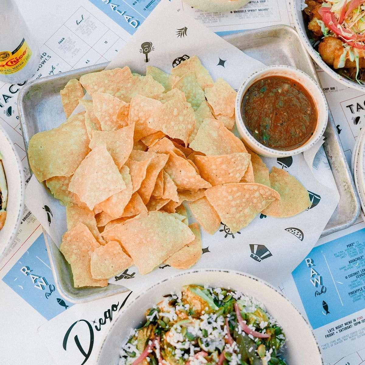 Chips + Salsa