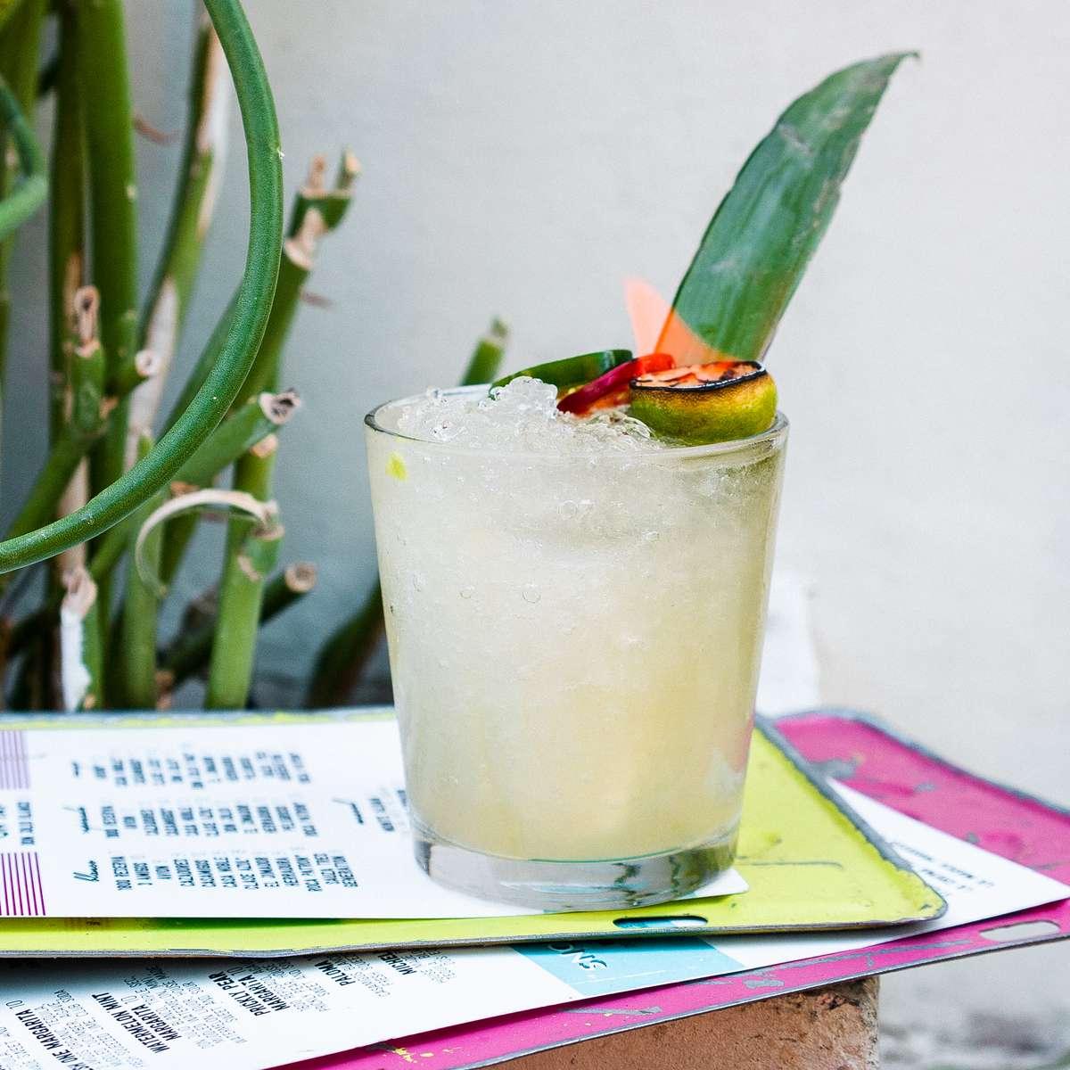 Tropic Like It's Hot Margarita