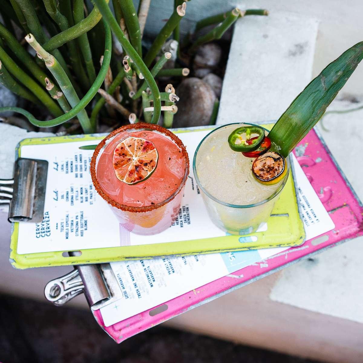 Best Margaritas in Old Town Scottsdale