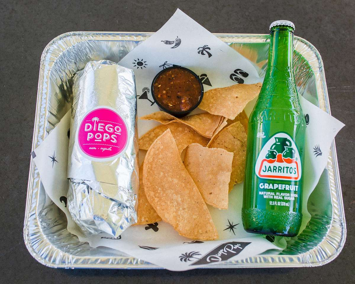 Mexican Lunch Box