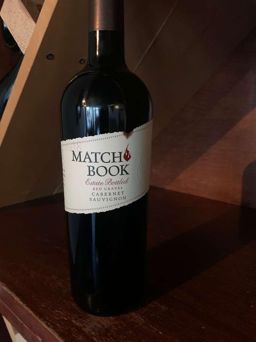 Matchbook - Cabernet Sauvignon