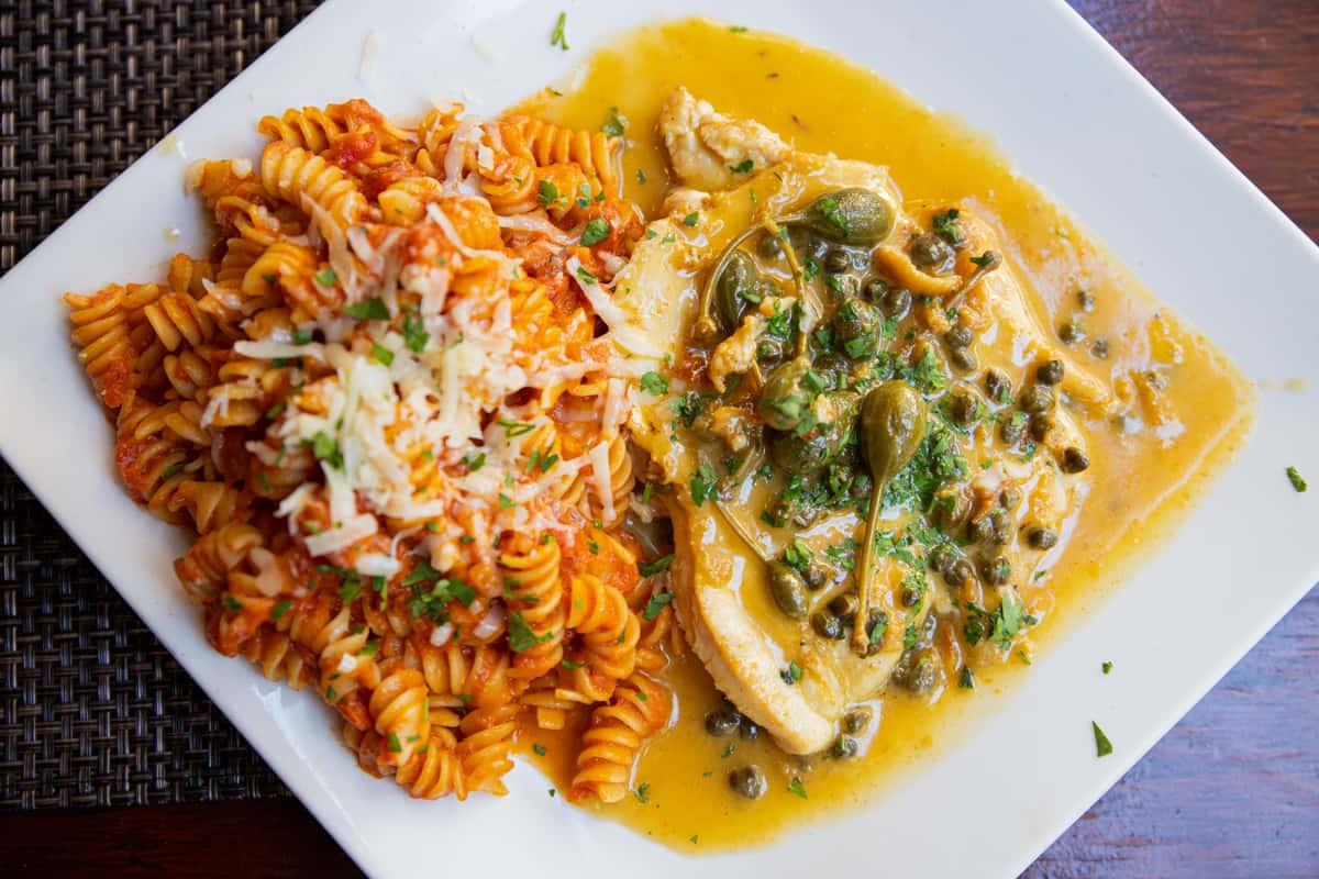 Pollo Choice (Marsala|Picatta|Limone)