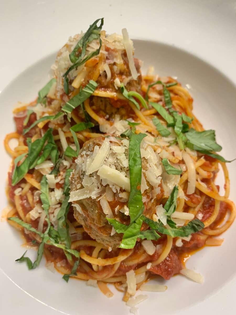 Spaghetti Di Nonna