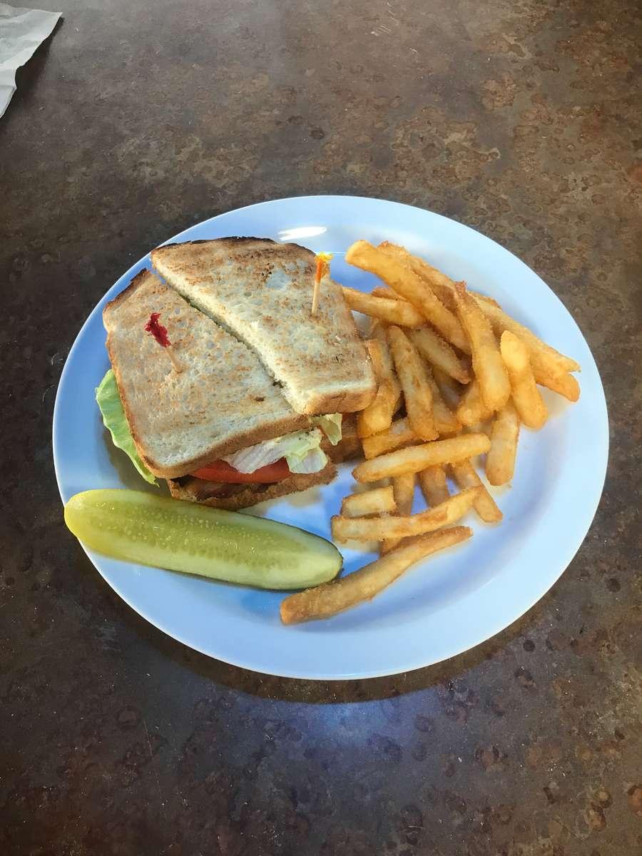BLT Sandwich or Wrap