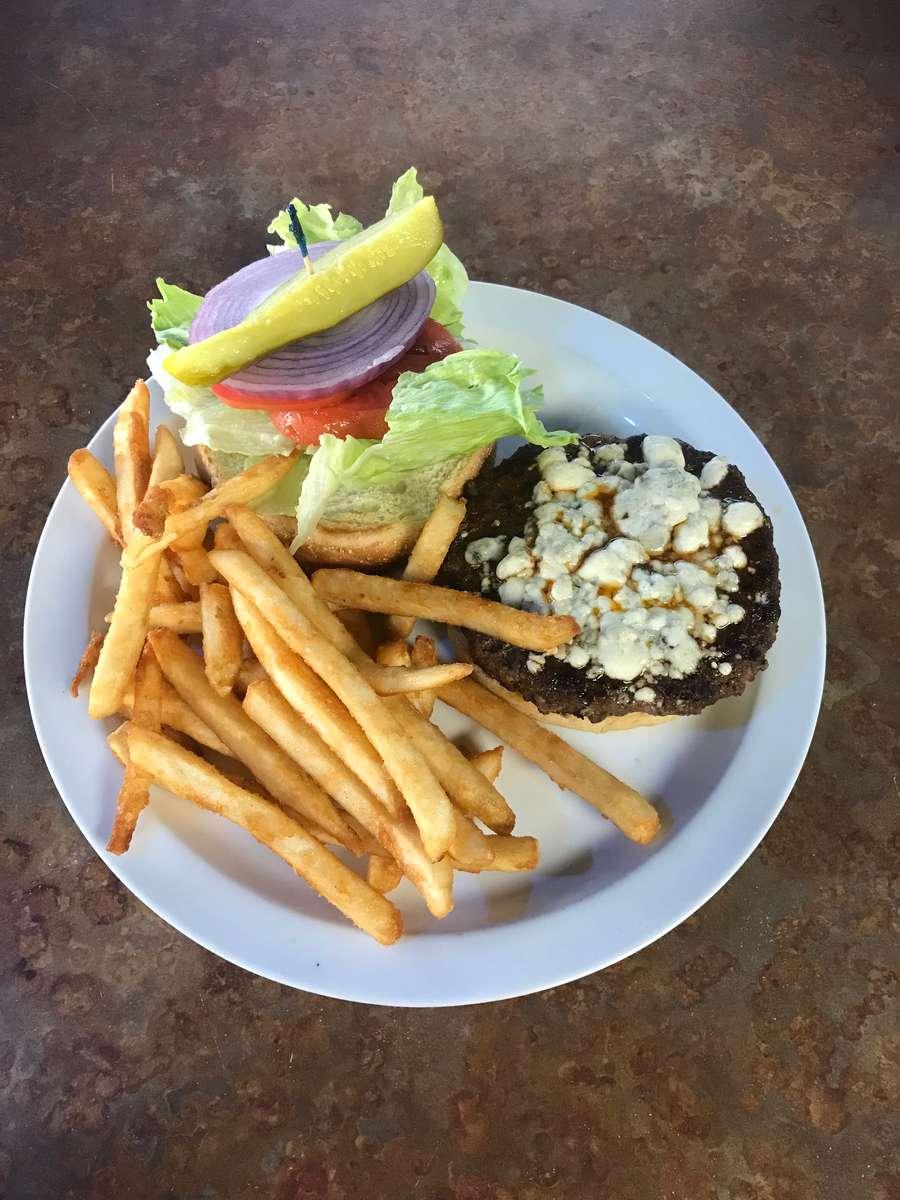 Black & Blue Burger