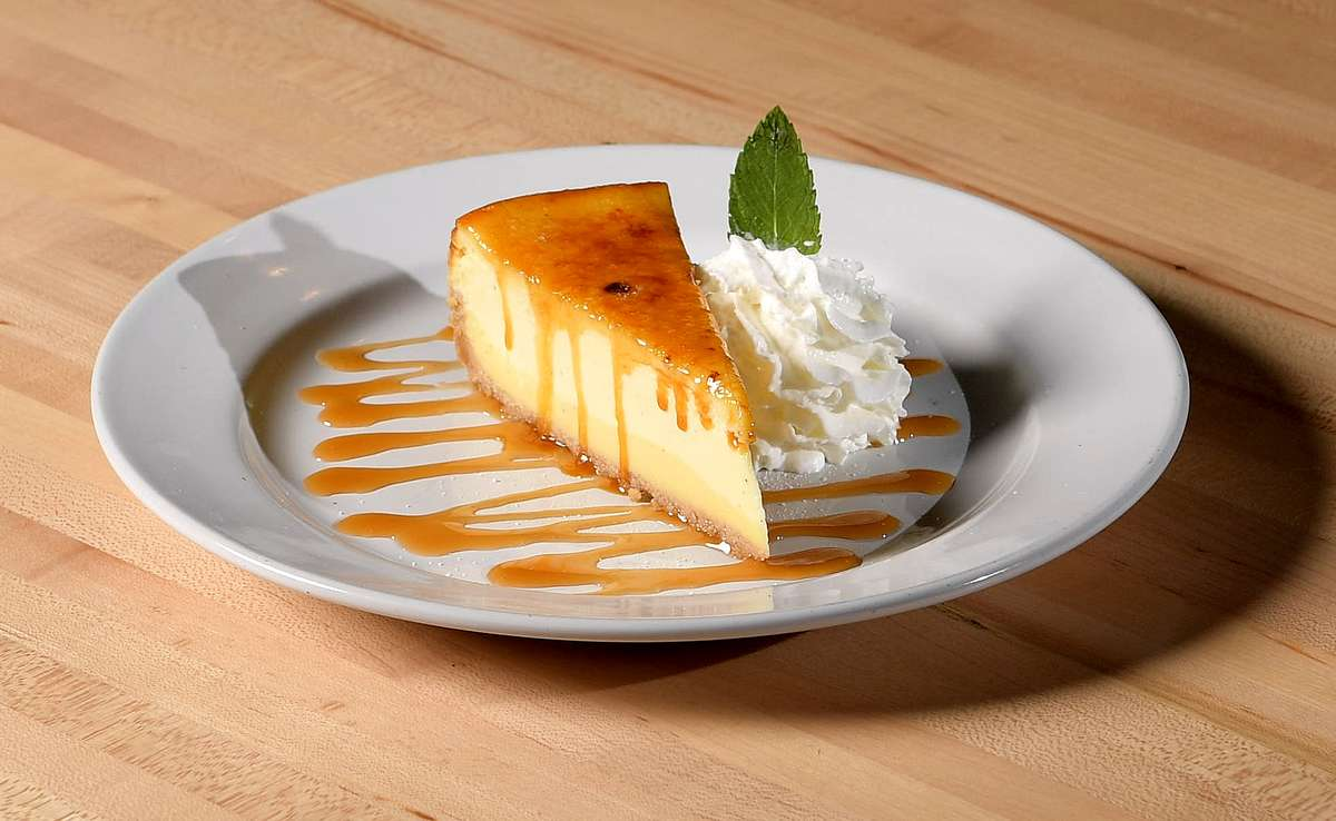 Crembrule Cheesecake