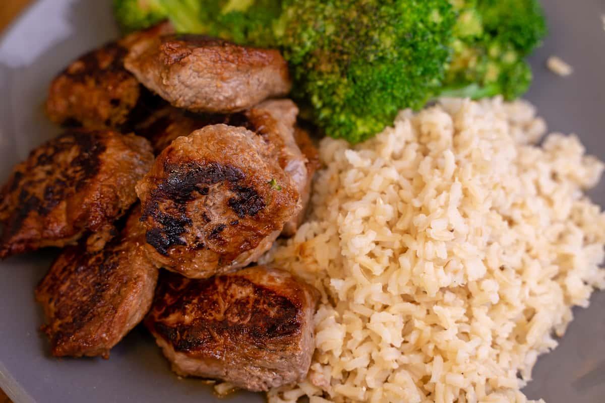 Steak Tips*