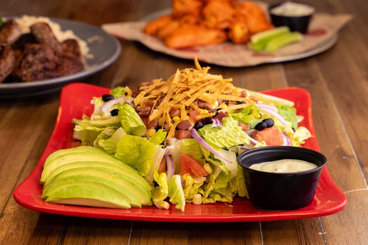 Cowboy Chop Salad