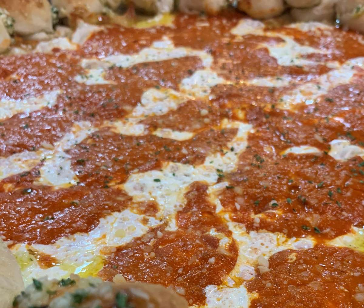 Vodka Sauce Pizza