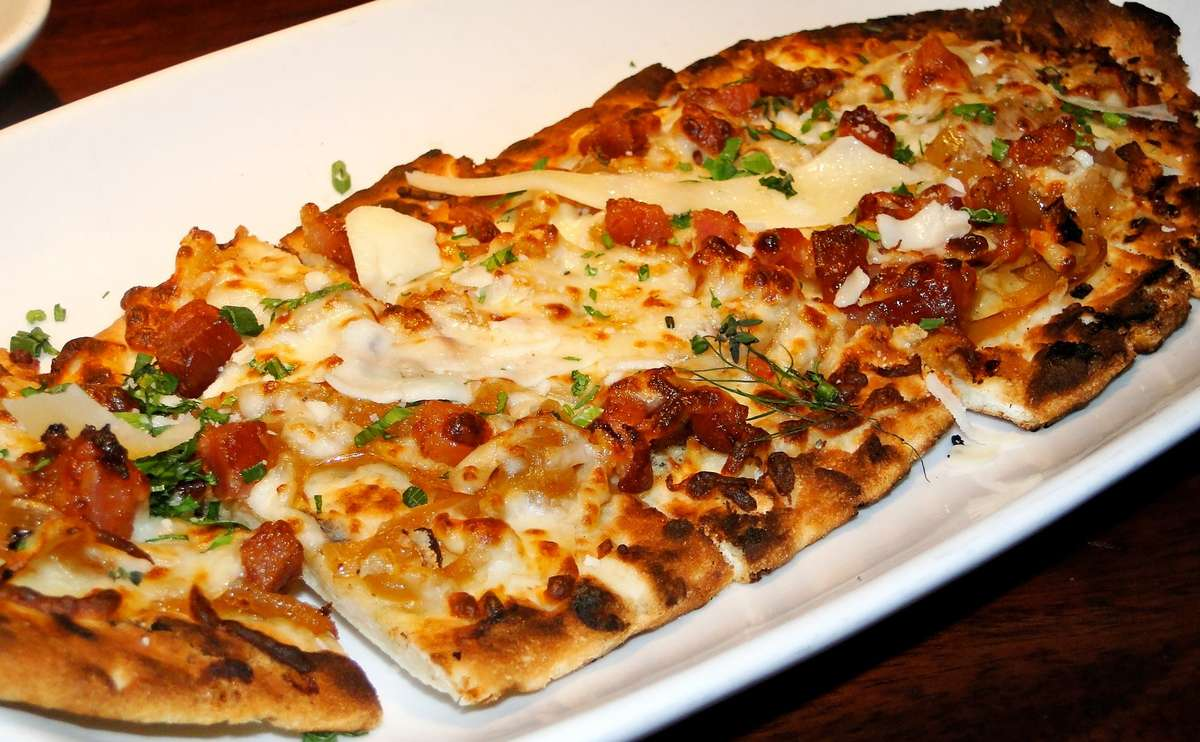 Thin Crust Flatbread of the Day