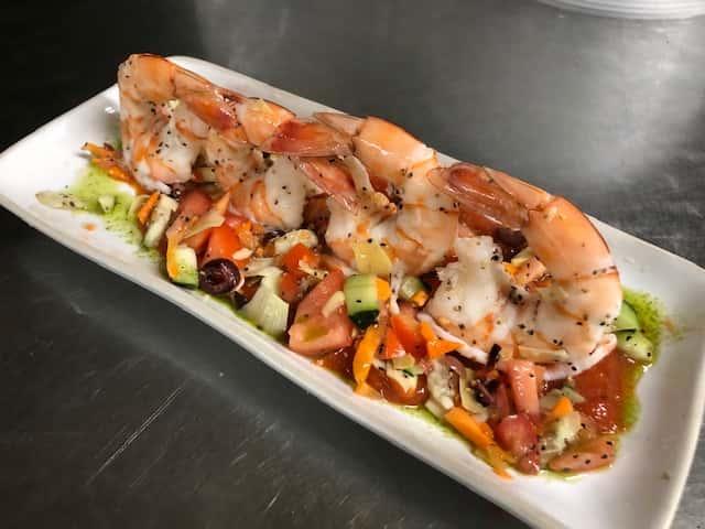 Salt & Pepper Shrimp