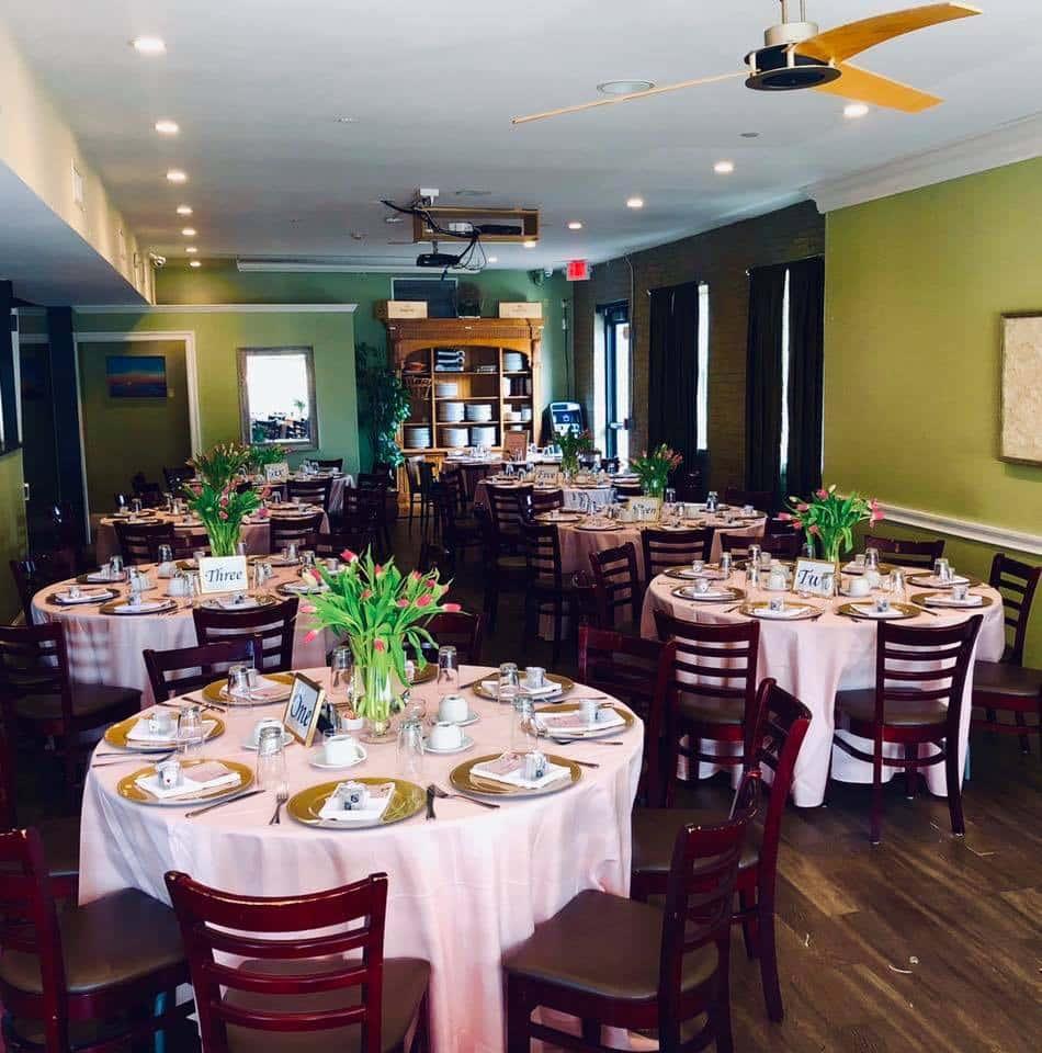 stock banquet photo
