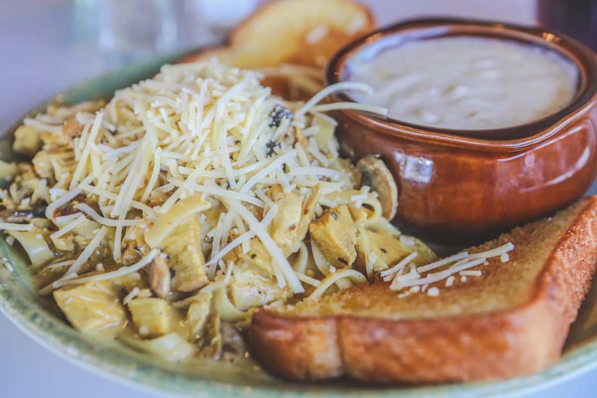 Pasta Combos