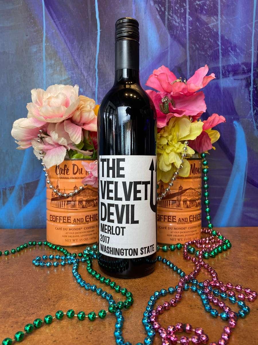 Velvet Devil Merlot