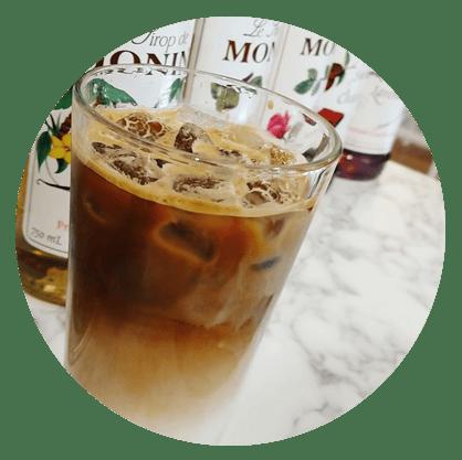 Iced Kaffee
