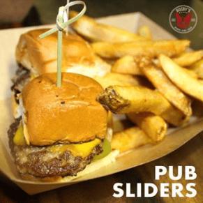 Pub Sliders