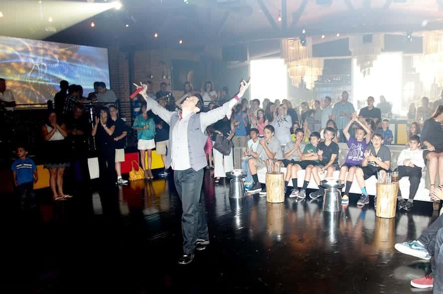mc dancing