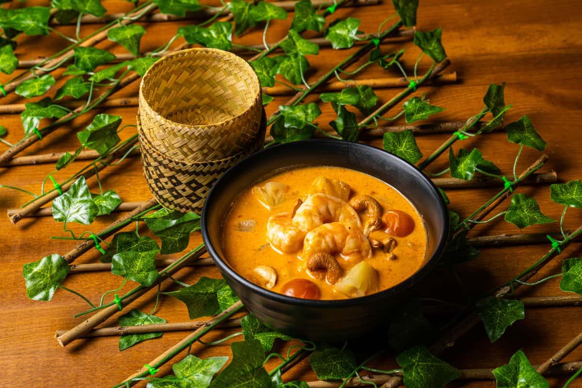 Hawaiian Curry Chicken