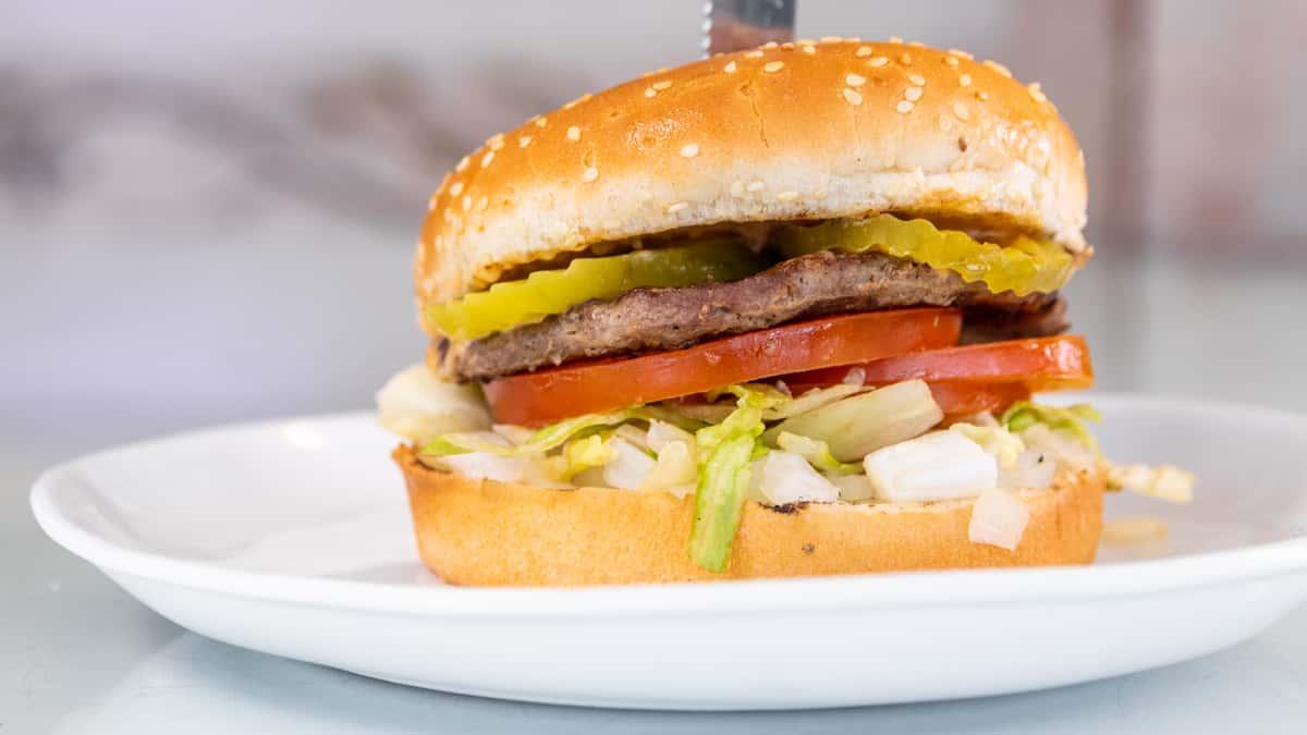 Quarter Pound Burger