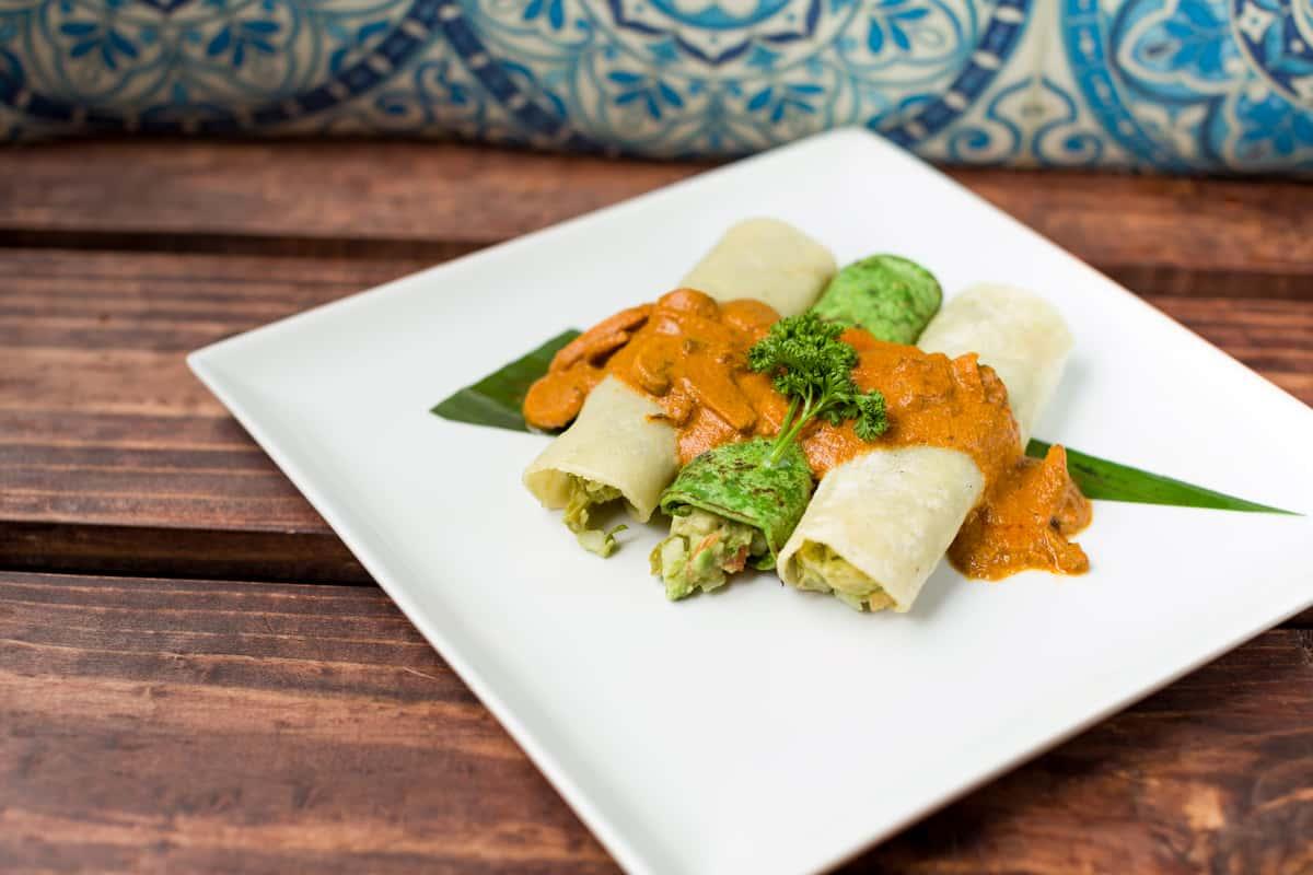 Enchiladas Aztecas (VG)