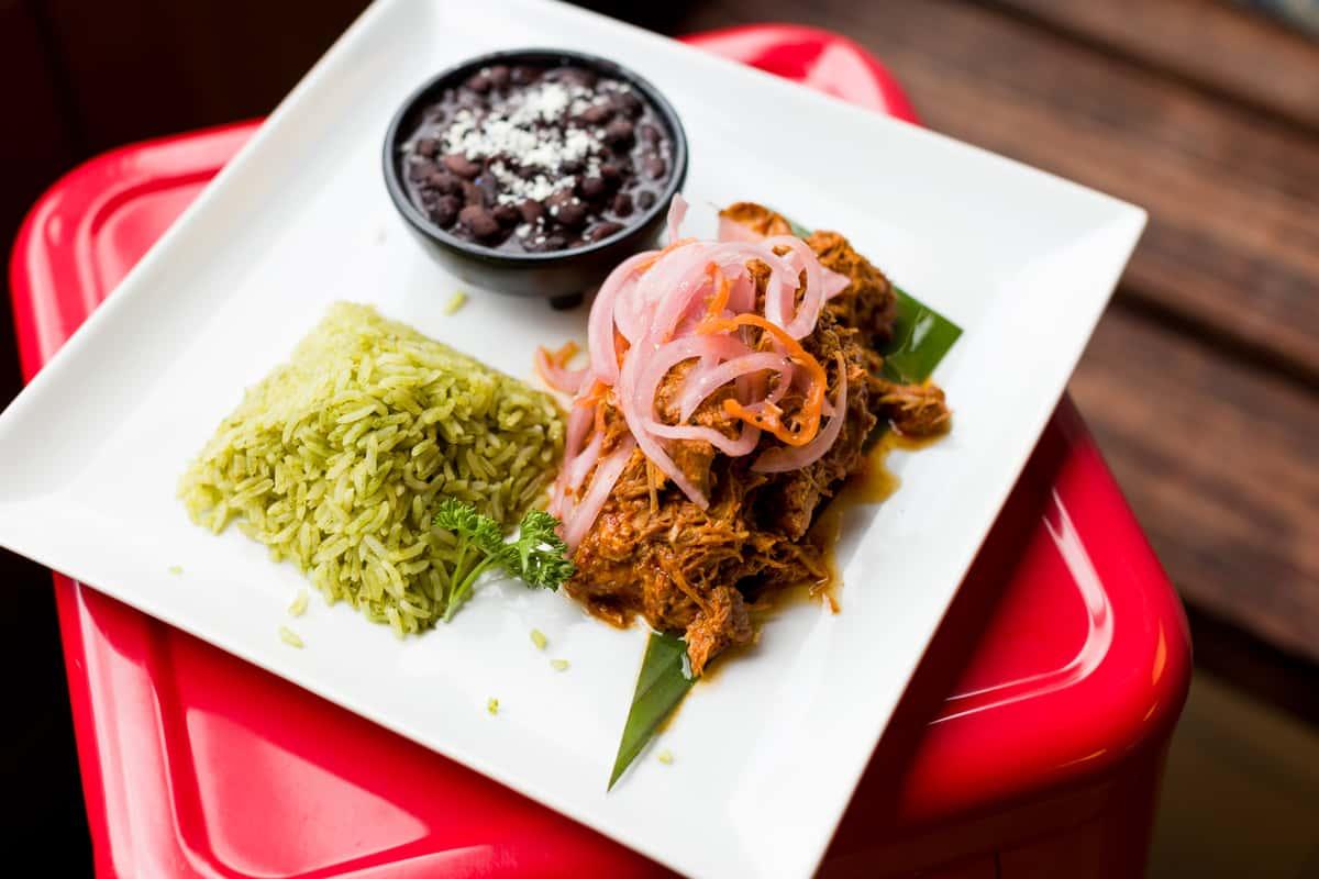 Cochinita Pibil de Yucatan