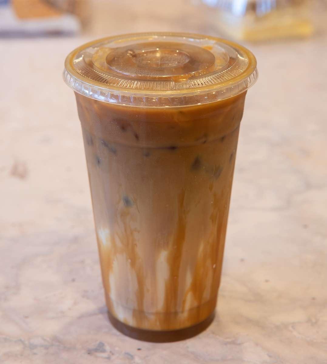 Iced Caramel Machiatto