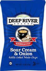 2oz Deep River Sour Cream & Onion